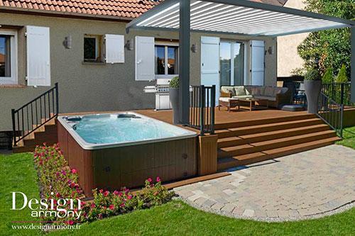 Terrasse - Design Armony